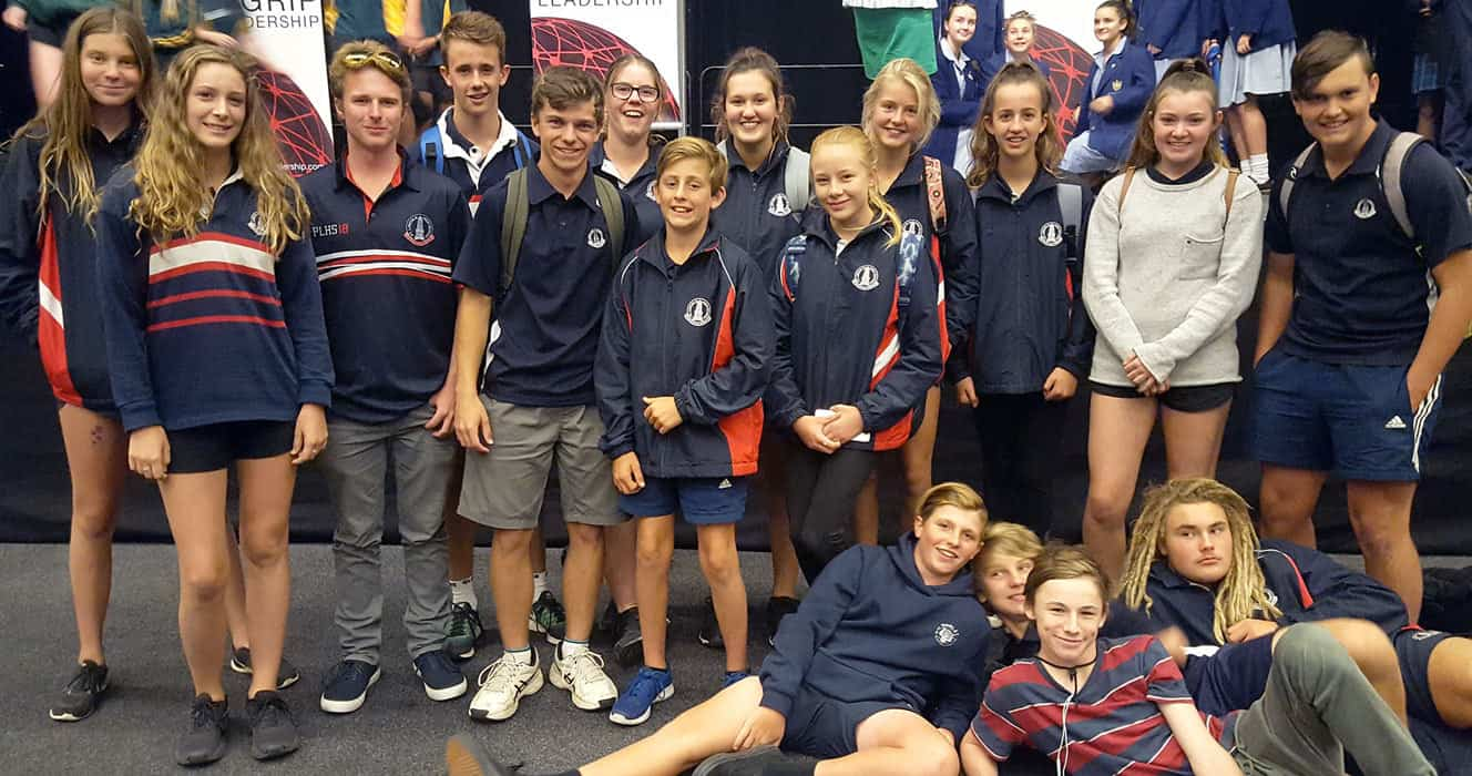 Src Attends Adelaide Leadership Camp Port Lincoln High School