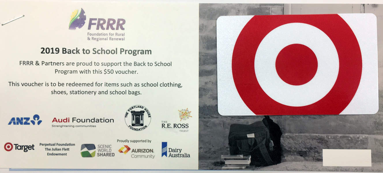 11ae1dd36 Donations can be tax deductible or have a school fundraiser. Contact the  Eyre Peninsula Community Foundation.
