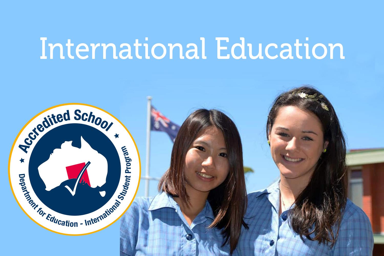 PLHS International Education